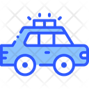 Car Police Vehicle Icon
