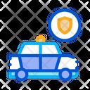 Police Machine Car Icon