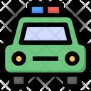 Car Police Cop Icon