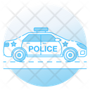 Police Car Political Car Cop Vehicle Icon