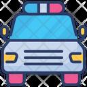 Car Emergency Police Icon