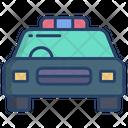 Police Car Cop Car Car Icon