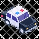 Cop Car Police Car Vehicle Icon
