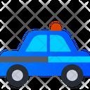 Police Car Police Vehicle Vehicle Icon