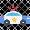 Police Car Icon