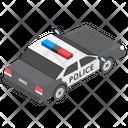 Police Car Patrol Car Police Van Icon