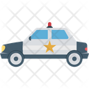 Police Car Police Vehicle Cop Car Icon