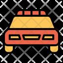 Police Car Emergency Icon