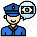 Police Charge Icon