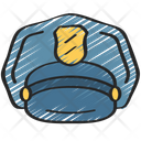 Police Hat Clothing Police Icon