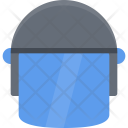 Police Helmet Icon