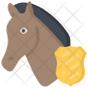 Police horse Icon