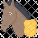 Police Horse Icon
