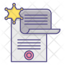 Police investigation Icon