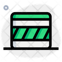 Police Line Police Barrier Barrier Icon