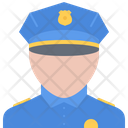 Policeman Law Police Icon