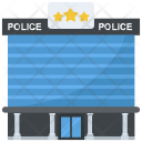 Police Office Icon