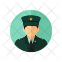 Police Job Security Icon