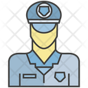 Police Officer Law Icon