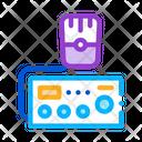Police Radio Sound Icon
