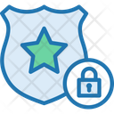 Police Security Icon