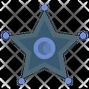 Police Sheriff Icon
