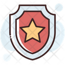 Police Shield Icon