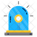 Police Siren Siren Emergency Icon