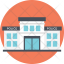 Police Station Small Icon