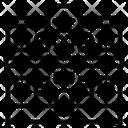 Police Station Prison Icon