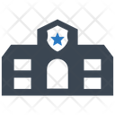 Department Police Station Icon