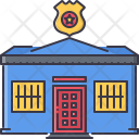 Police Station Token Icon