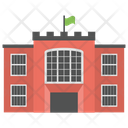 Police Station Icon