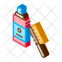 Brush Object Care Icon