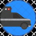 Police Van Police Transport Patrol Wagon Icon
