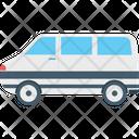 Police Van Van Cop Van Icon