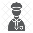 Policeman Police Person Icon