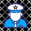 Policeman Police Man Police Icon