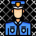 Policeman Cop Police Icon