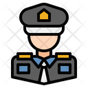 Policeman Security Guard Guardian Icon