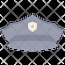 Policeman Cap Icon