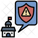 Policy Sefensive Enforcement Icon
