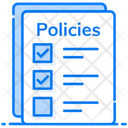 Policy Document Icon