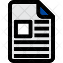 Policy Paper Policy Patent Icon