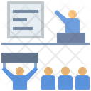 Policy Presentation Plan Icon