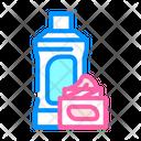Polish Liquid Liquid Car Icon