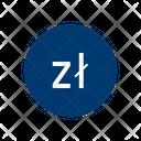 Polish Zloty Investment Banking Icon