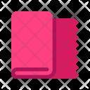 Polishing cloth Icon