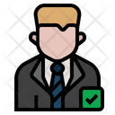 Politician Icon