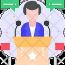 Politician Leader Politician Icon